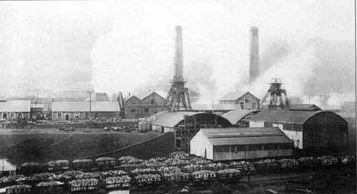 Maerdy Colliery